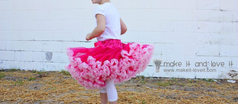 Pretty Pink Pettiskirt