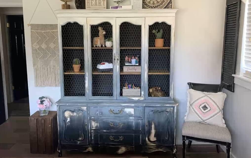 best Chicken wire cabinet doors