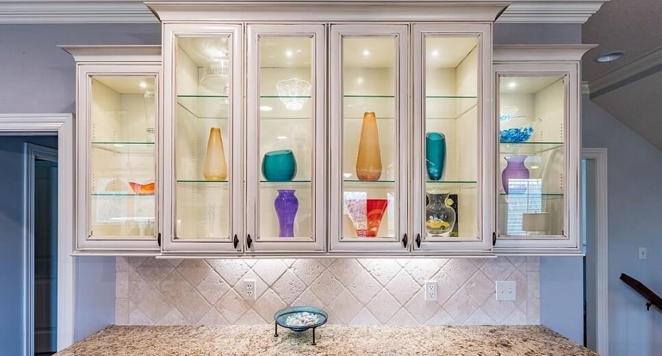 best Glass cabinet doors