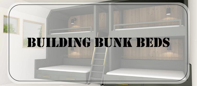 diy bunk bed design plans