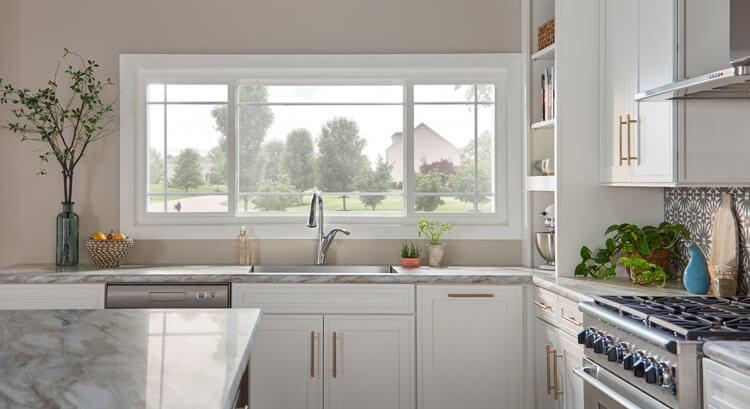 ideas for farmhouse kitchen Windows