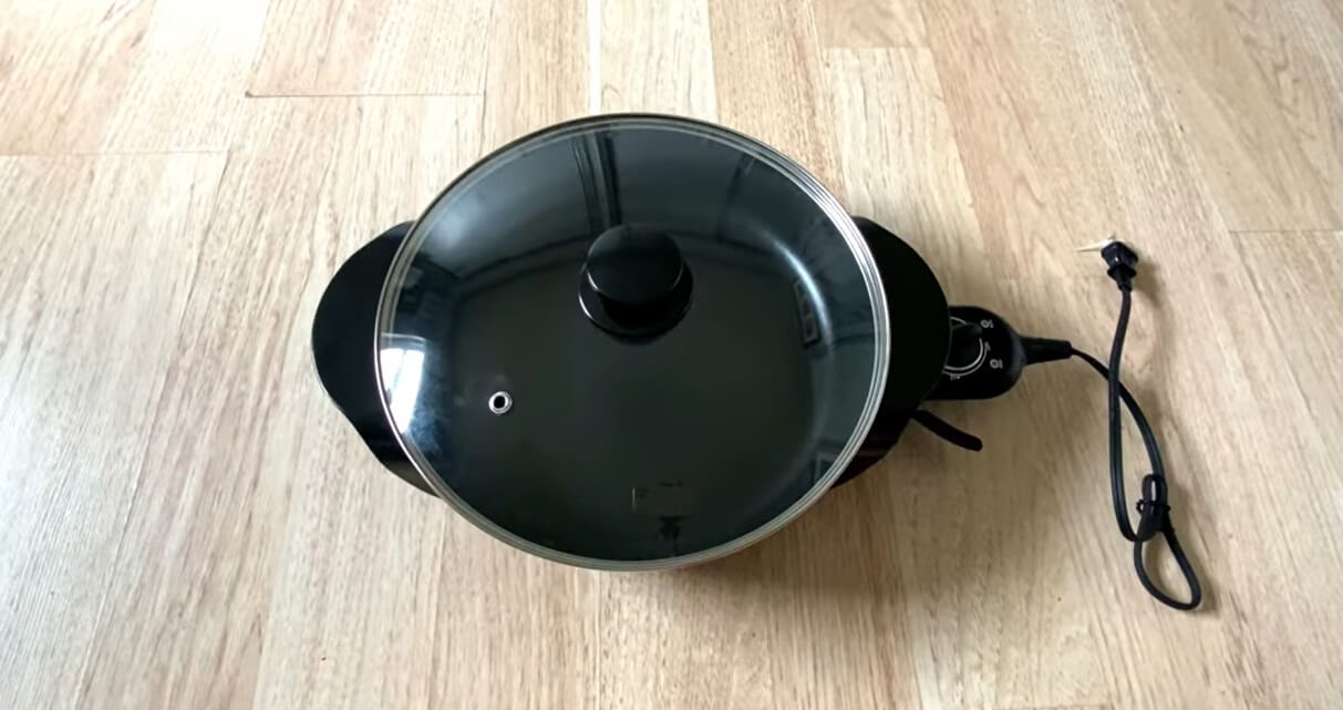 when to use electric skillet